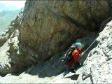 Подъем на перевал Имат (3А)